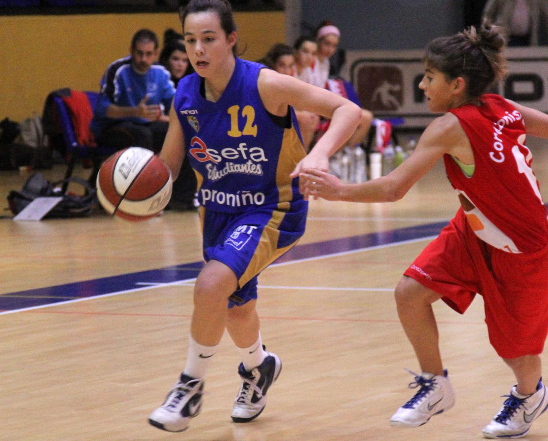 CTOS. ESPAÑA INFANTILES (3): Los chicos primeros de grupo. Las chicas, segundas