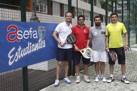 Nuevo éxito del Club de Negocios Asefa Estudiantes en 2010/2011