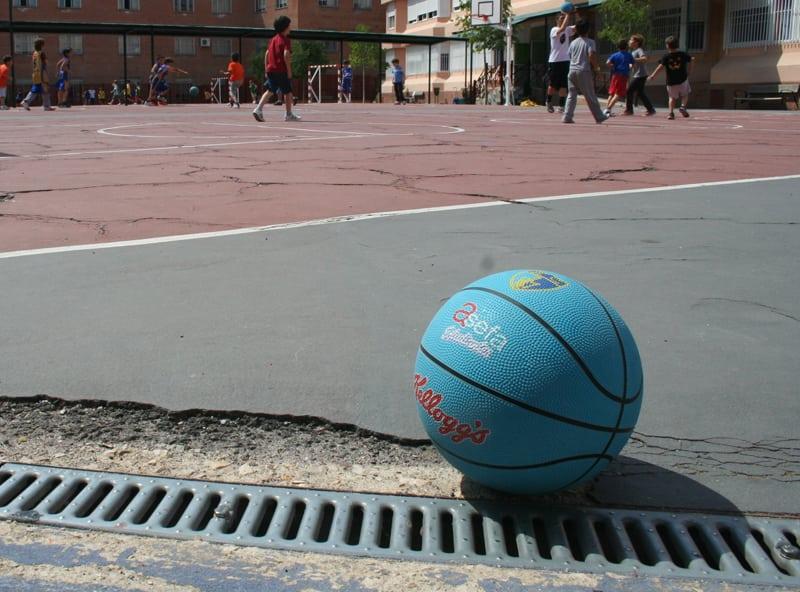 Cuenta atrás para el inicio de la Escuela de Baloncesto de Asefa Estudiantes