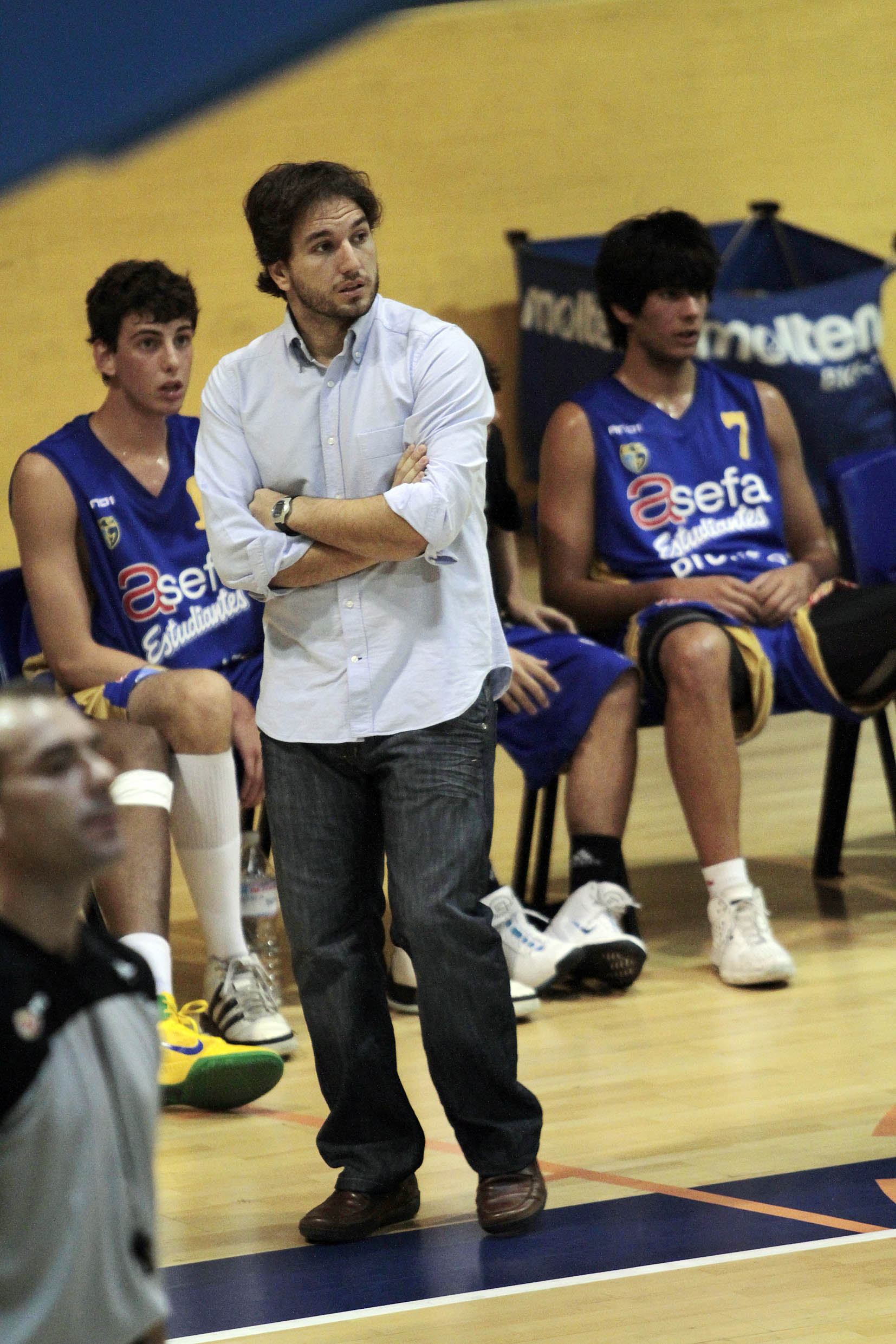 "La pretemporada del EBA:  ""A tope"""