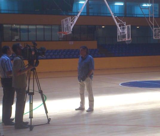 Pepu Hernández, previsto para hoy en el telediario de TVE