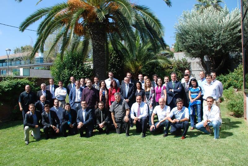 Reunión de jefes de prensa y marketing en la sede de la ACB