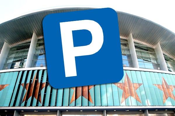 Abono de parking en el Palacio por 60 euros