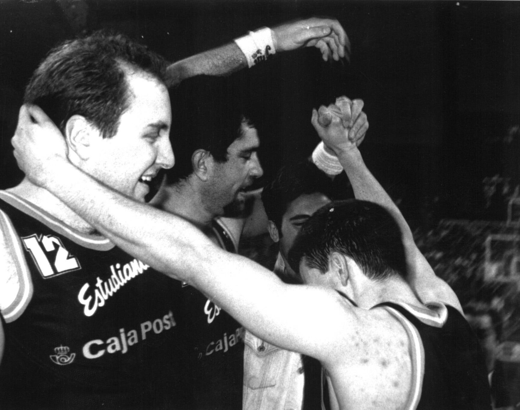 Estudiantes campeón chim-pum (Guillermo Ortiz)