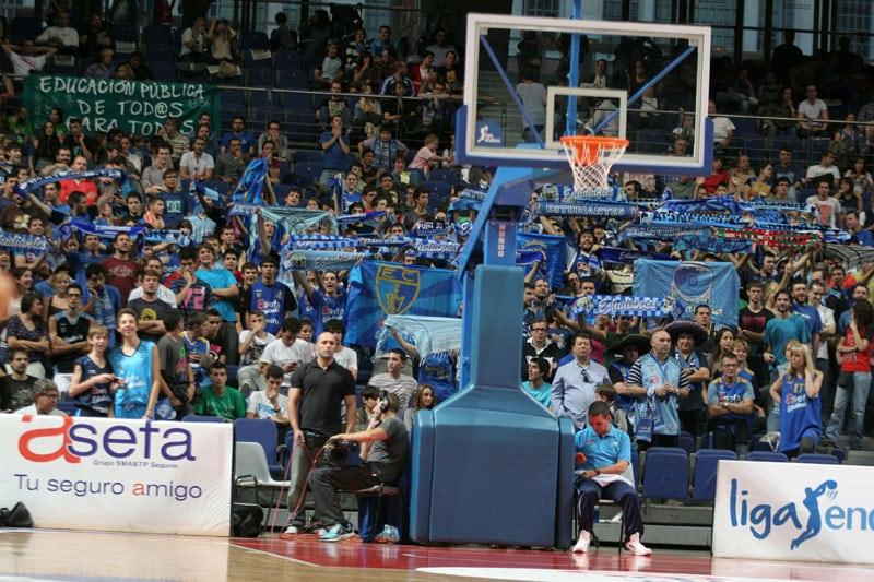 Entradas anticipadas para el partido de CAI Zaragoza con grandes descuentos