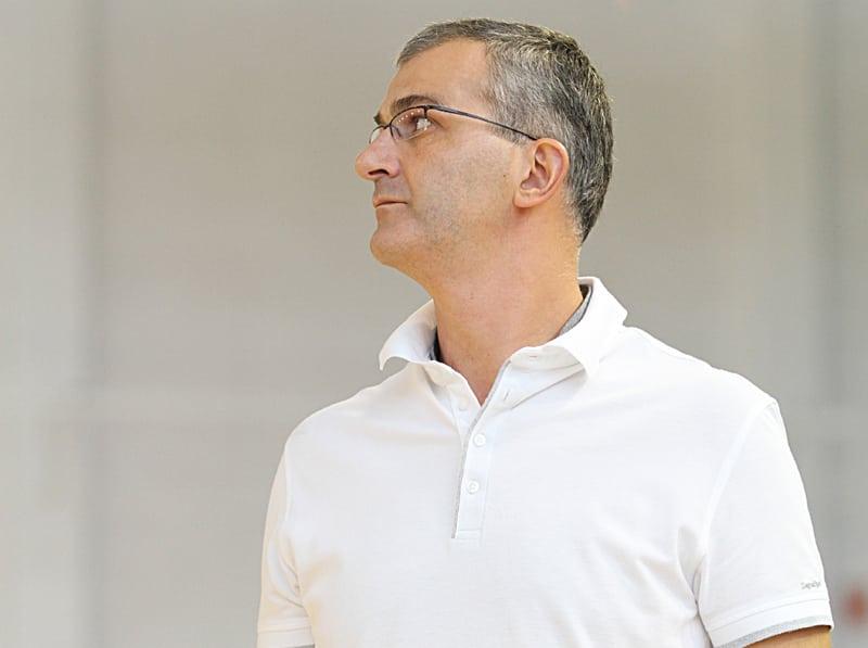 Diego Rubio, comentarista de la final de Euroliga en ABC Punto Radio