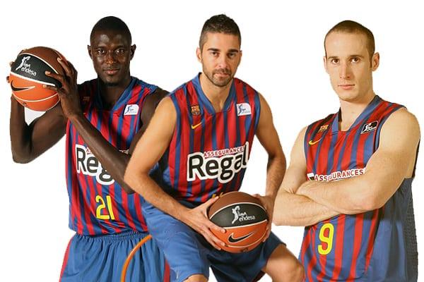 Vistazo al rival: FC Barcelona Regal, favorito a todo