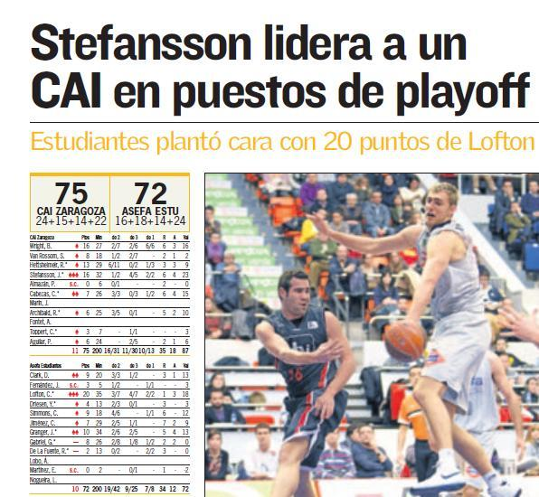 Revista de Prensa: Lunes 13 de Febrero