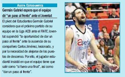 Revista Prensa 21 Febrero 2012