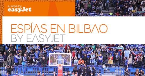 Espías en Bilbao, el concurso de EasyJet para los aficionados