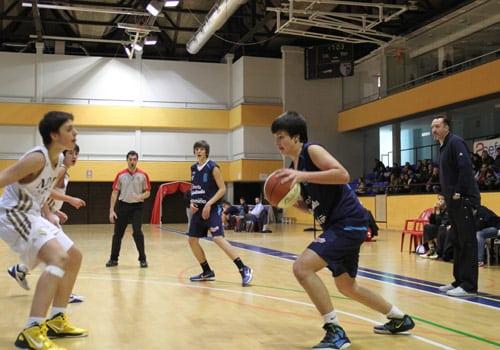 Resultados de cantera (7-11 de marzo) A veces el basket es maravilloso