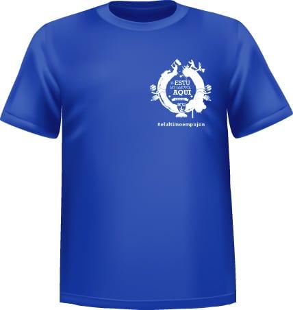Entrada + camiseta por 6 euros para abonados, 10 para no abonados