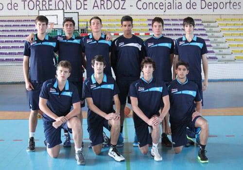 Fase Final Campeonato de Madrid Júnior Masculino