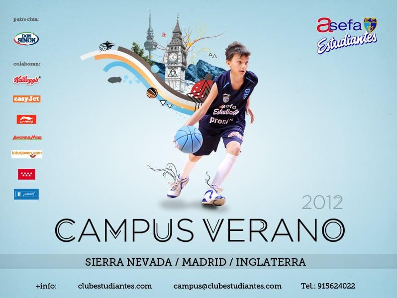 Más plazas en el Campus de Madrid
