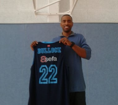 Bullock, recuperado, se incorpora a Asefa Estudiantes