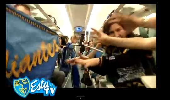 Aquellos trenes de 2008… (videos)