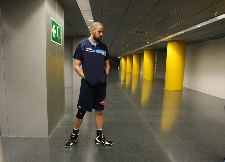 MVP y Quinteto Ideal amargo para Germán
