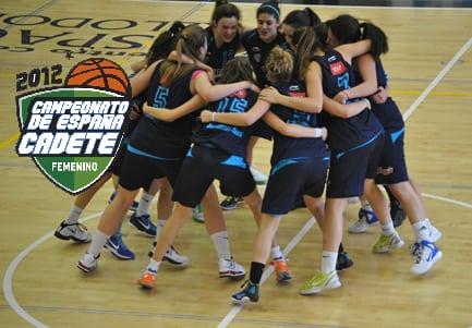 XIV Campeonato de España Cadete Femenino (27 mayo a 2 junio)