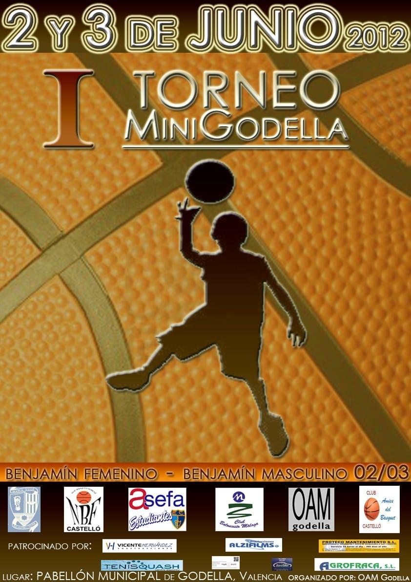Torneo MiniGodella con tres equipos de Asefa Estudiantes