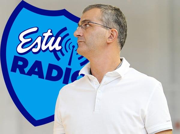 Miércoles 16h en EstuRadio: Somos ACB. Diego Rubio. Informe Garibaldi. Villacampa…