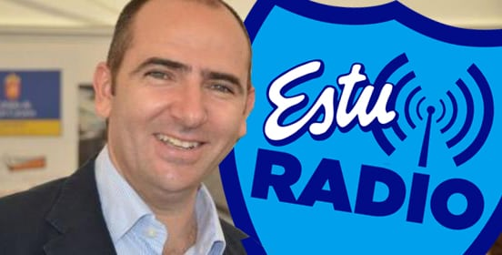 Himar Ojeda, en directo hoy a las 16:00h en EstuRadio