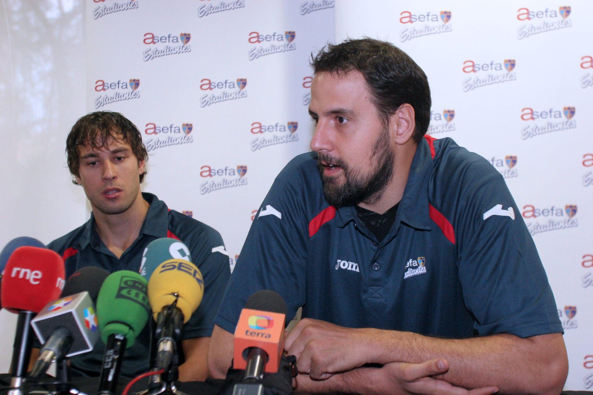 """Germán Gabriel: """"¿Objetivos? Por lo pronto, ganar en Bilbao, luego ya veremos"""""""