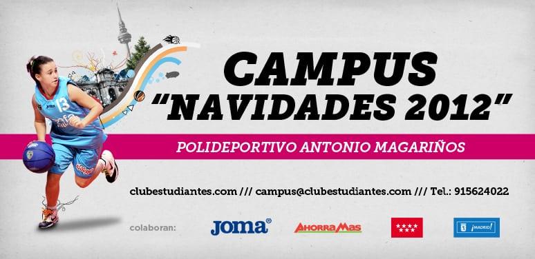 Campus de Navidades 2012