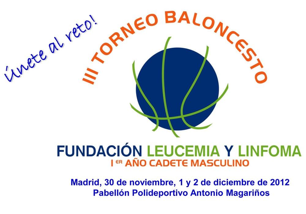 Baloncesto y solidaridad este fin de semana: Operación Kilo y Torneo Leucemia