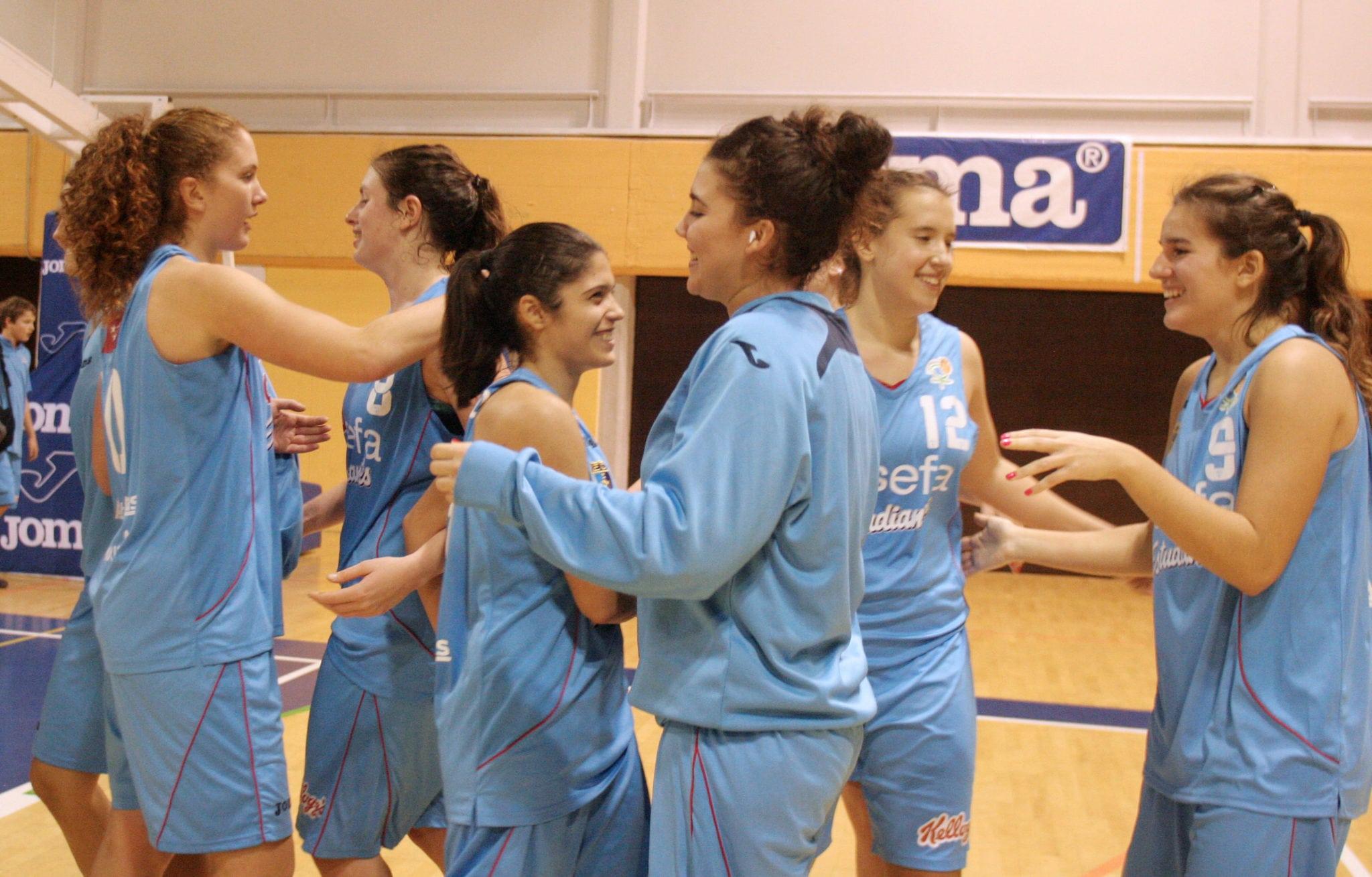 El baloncesto sigue para Asefa Estudiantes