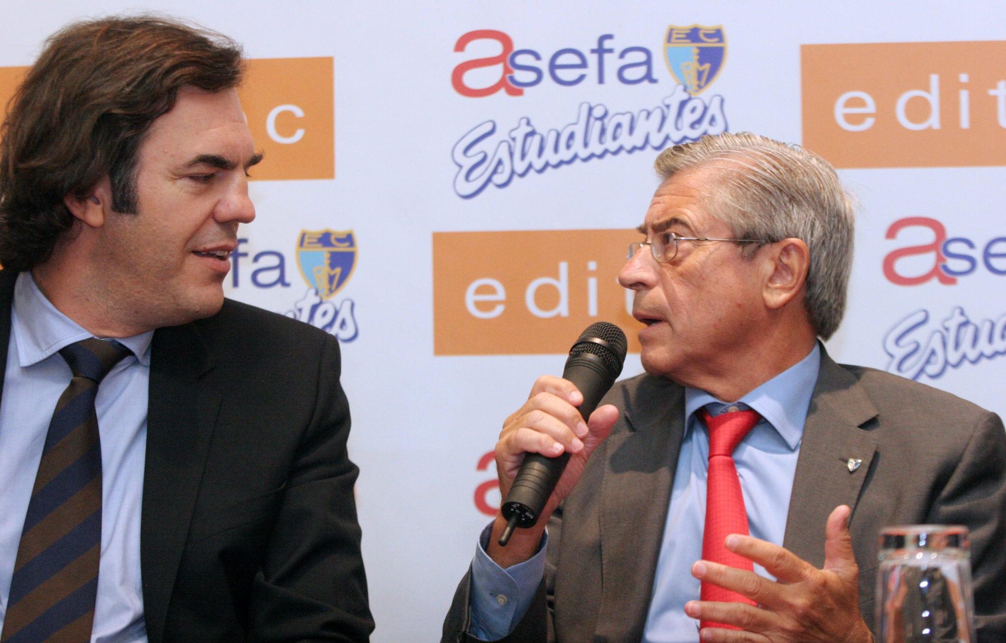 """El presidente del Club y la Fundación, Miguel Ángel Bufalá, esta tarde en """"Escuela de Padres"""" (Radio Vaughan 105,7FM )"""