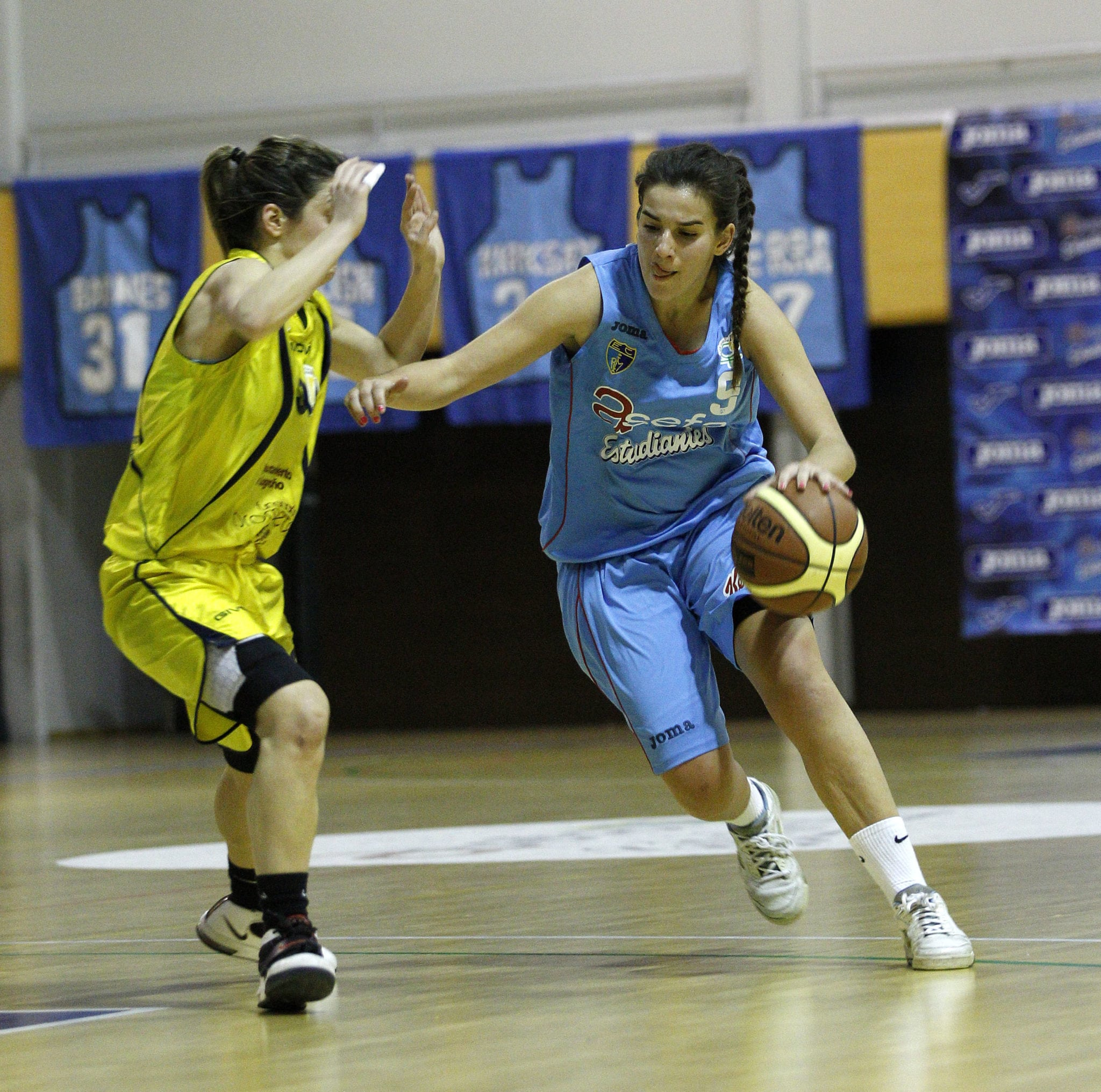 "Teresa González: ""Cada partido será una final"""