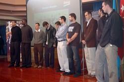 PRESENTACION DEPORTIVA Y EMPRESARIAL 2005/2006