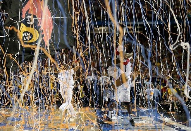 """Louisville gana la NCAA, y la """"fiebre Cardinal"""" llega a Madrid de la mano de Kuric"""