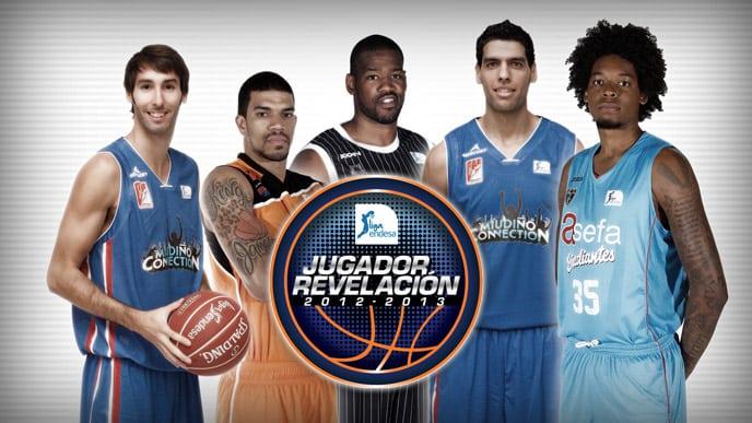 Lucas Nogueira, candidato a Jugador Revelación 2012-13 de la Liga Endesa