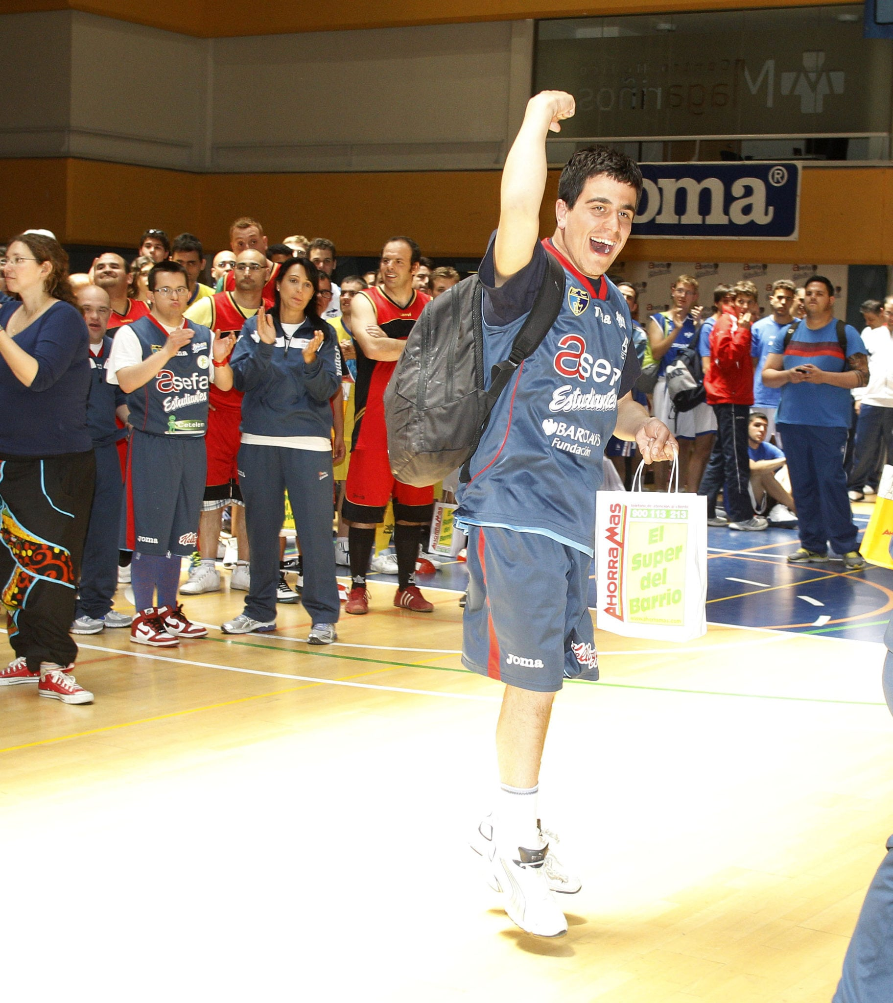 Éxito de la Copa Femaddi en el Magariños que coronó de nuevo como campeón al Estudiantes Pozuelo