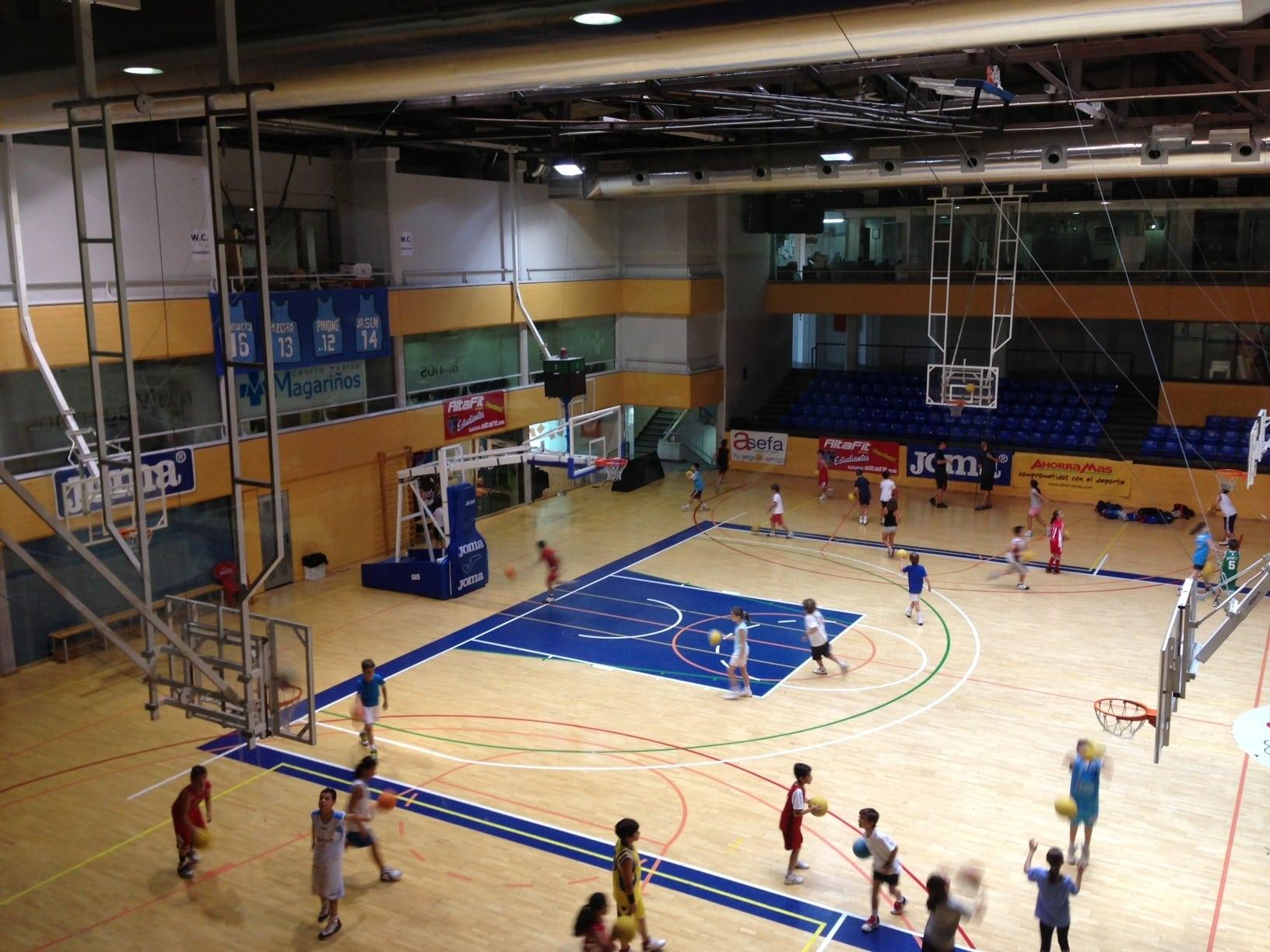Hoy arrancó el primer turno de los cuatro Campus en Madrid: XIII Las Estrellas del Deporte