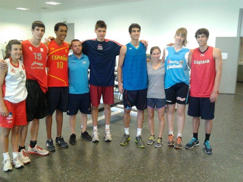 Grupo Especial: trabajo específico en el Campus