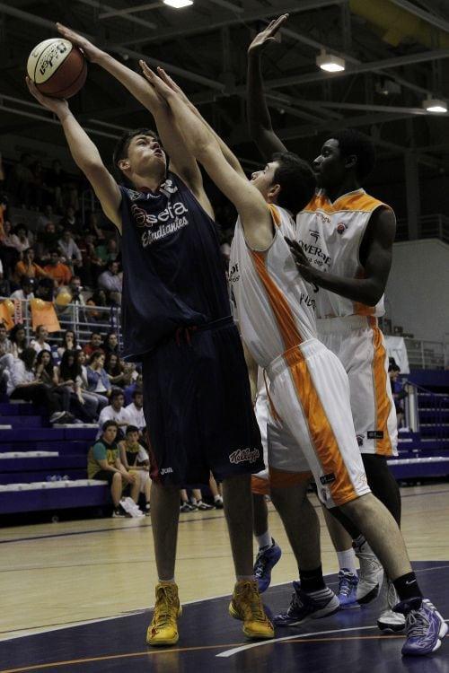 Pretemporada de cantera: torneo EBA de Madrid y Torneo Junior de Villaviciosa