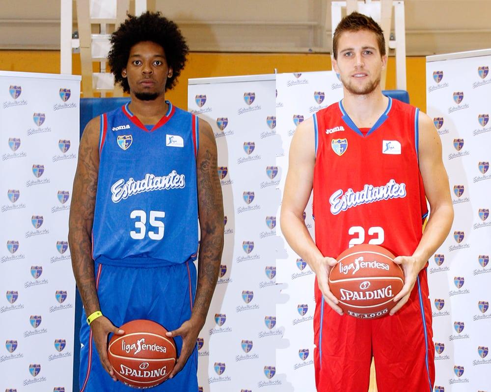 Azul, rojo, el escudo y dos tejidos, las novedades de la camiseta del Estudiantes diseñada por Joma