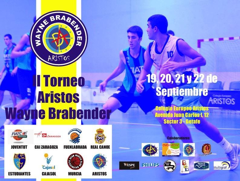 Potente torneo de pretemporada para el Junior: Aristos Wayne Brabender en Getafe