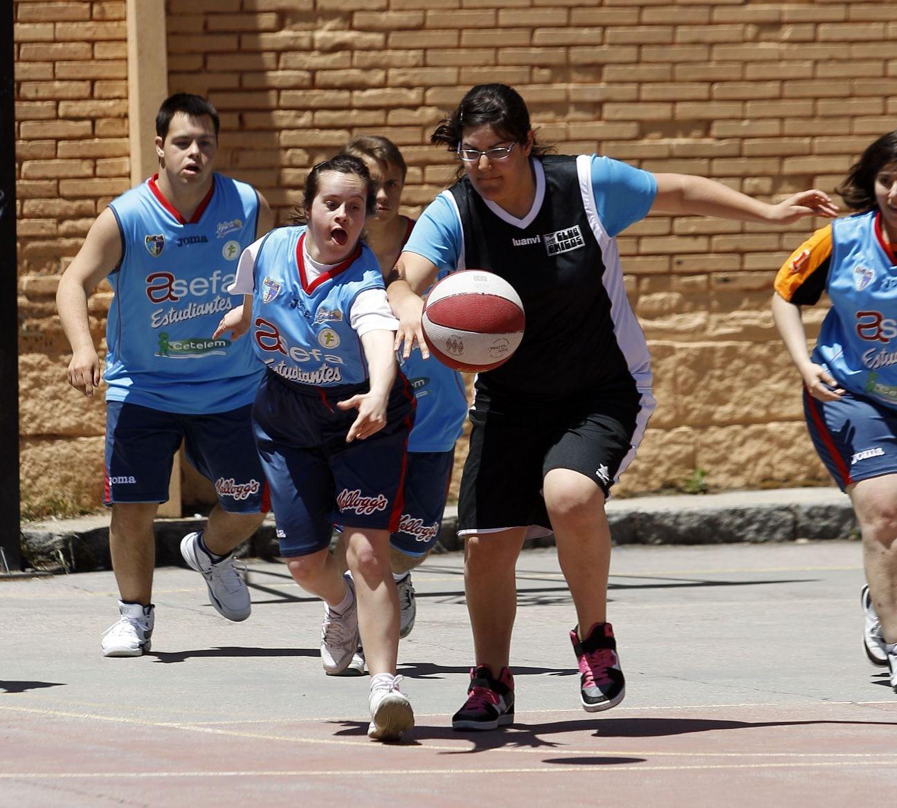 Derbis fratricidas en el arranque de la liga FEAPS para los equipos de la Fundación Estudiantes