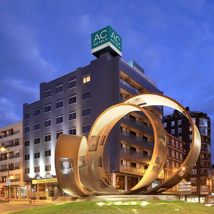 AC Hotels by Marriott firma un acuerdo de colaboración con el Club Estudiantes