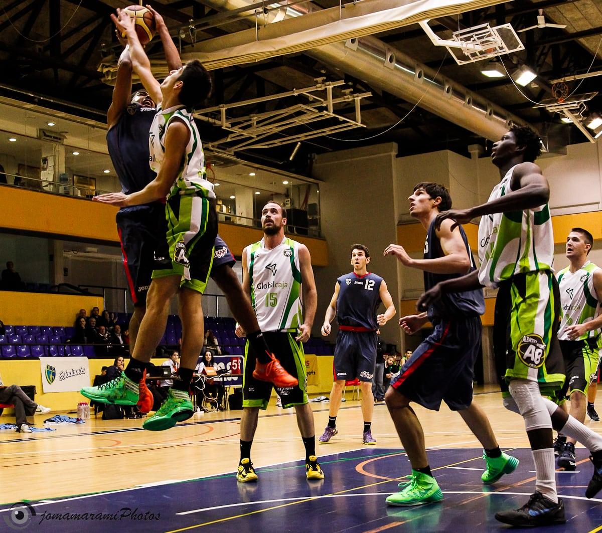 EBA: Se escapa el liderato ante un sólido Albacete Basket (60-65)