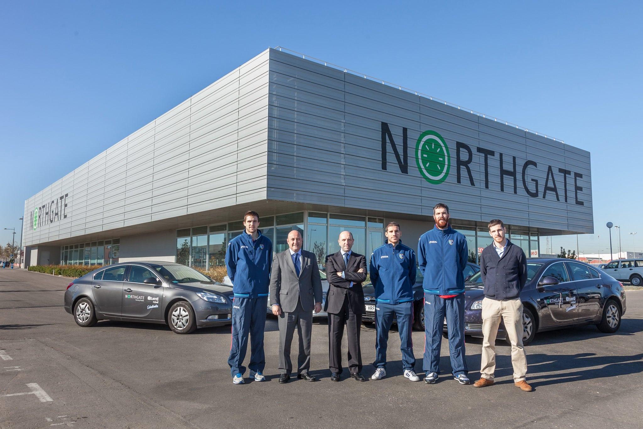 Tuenti Móvil Estudiantes visita la sede de Northgate
