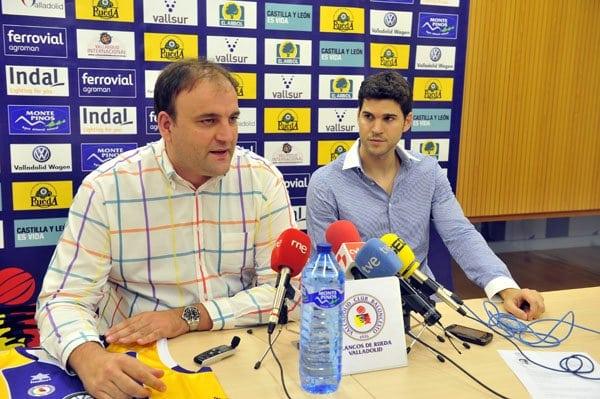 Eduardo Pascual, nuevo Director Deportivo de Tuenti Móvil Estudiantes