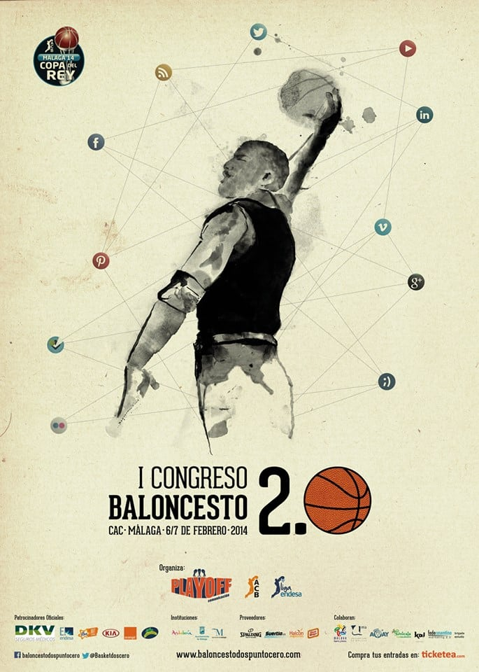 VIDEO: Congreso baloncesto 2.0 con presencia de Tuenti Móvil Estudiantes