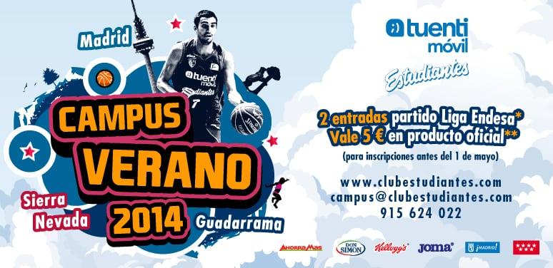 """XIV Campus """"Las Estrellas del Deporte"""" Madrid"""