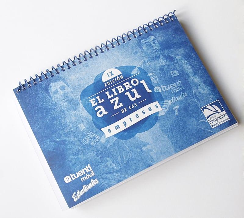 El  Libro Azul de las Empresas del Club de Negocios Tuenti Móvil Estudiantes cumple nueve ediciones