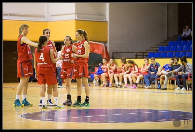 Fase Final Junior Femenino de Madrid, 25 al 27 de abril en Torrelodones