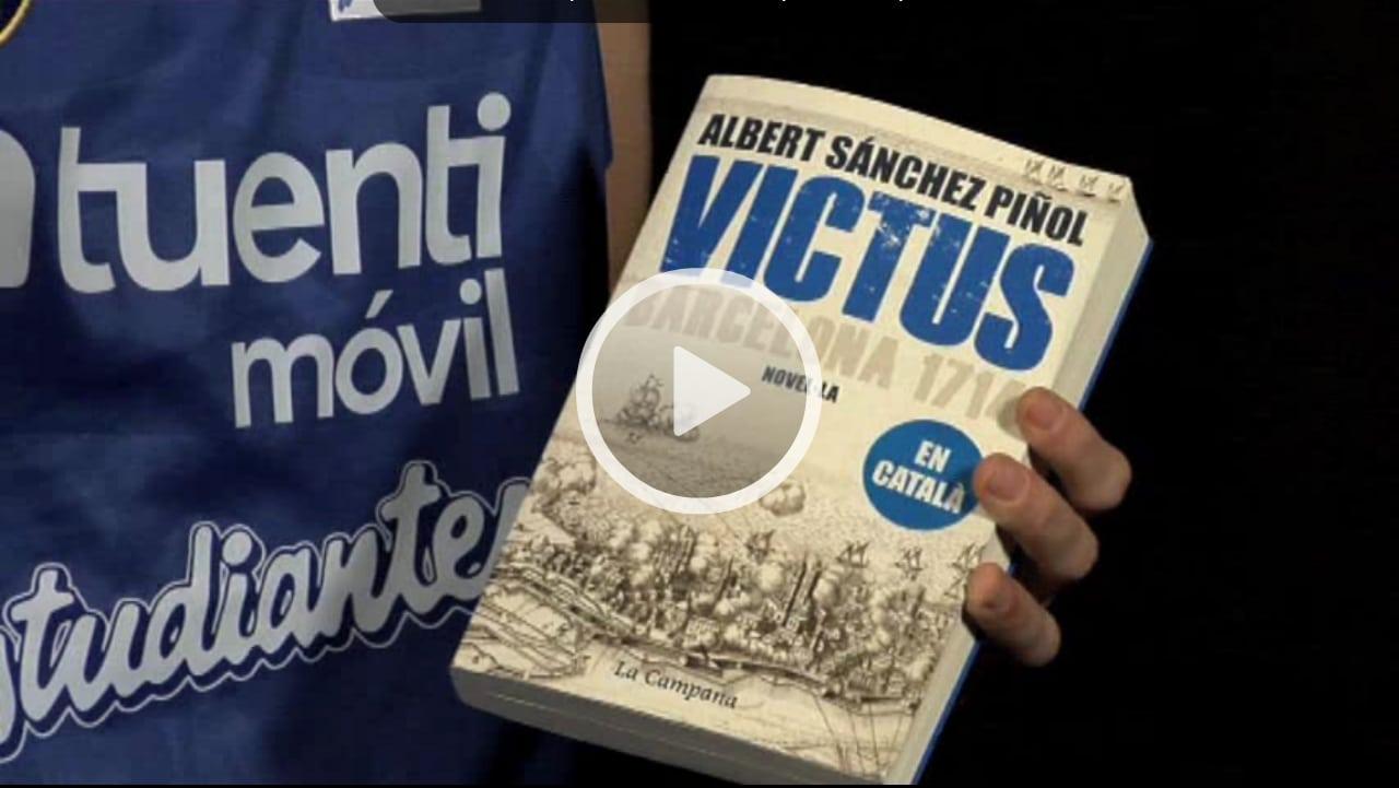 VÍDEO: ¿Qué libro nos recomienda Xavi Rabaseda?